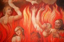 Коронавирус как опыт ада, или какой процент человечества спасется?
