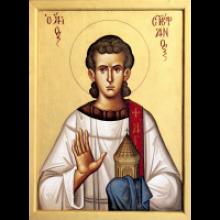 Краткое житие первомученика и архидиакона Стефана